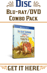 Blu-ray / DVD Combo Pack - Order Now
